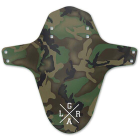 Loose Riders Mudguard, forest camo